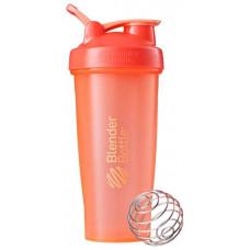 Шейкер Blender Bottle Classic Full Color 1 кам. 828 мл коралловый