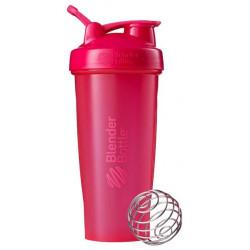 Шейкер Blender Bottle Classic Full Color 1 кам. 828 мл малиновый