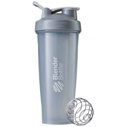 Шейкер Blender Bottle Classic Full Color 1 кам. 946 мл серый