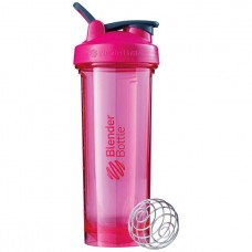 Шейкер Blender Bottle Pro32 Full Color 1 кам. 946 мл малиновый