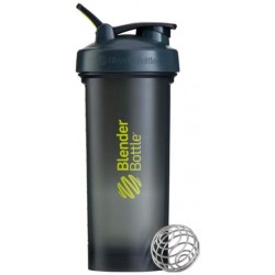 Шейкер Blender Bottle Pro45 Full Color 1 кам. 1330 мл серый, зеленый
