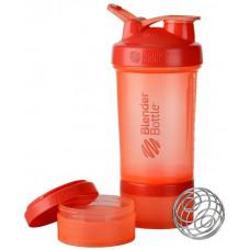 Шейкер Blender Bottle ProStak Full Color 1 кам. 650 мл коралловый