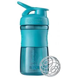 Шейкер Blender Bottle SportMixer 1 кам. 591 мл бирюзовый