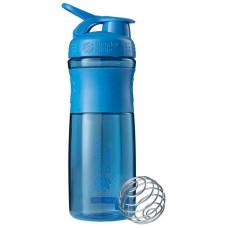 Шейкер Blender Bottle SportMixer 1 кам. 828 мл морской голубой