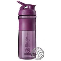 Шейкер Blender Bottle SportMixer 1 кам. 828 мл сливовый