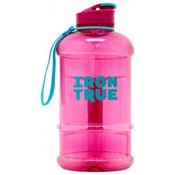 Бутылка IronTrue 1 кам. 1300 мл розовый