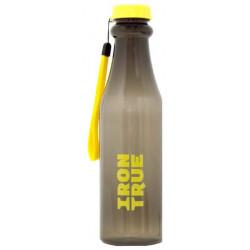 Бутылка IronTrue 750 мл желтый, черный