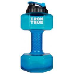 Бутылка IronTrue 2200 мл голубой