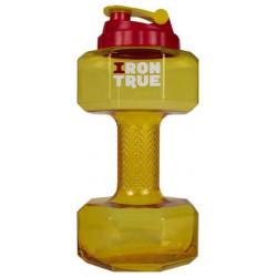 Бутылка IronTrue 2200 мл желтый