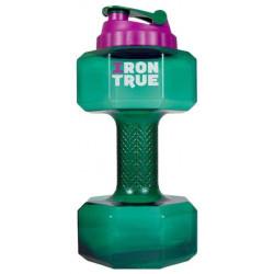 Бутылка IronTrue 2200 мл зеленый