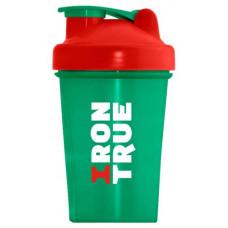 Бутылка IronTrue 1 кам. 500 мл зеленый, красный