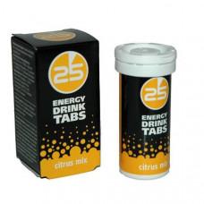 Энергетический напиток 25-й час Energy Drink Tabs цитрус