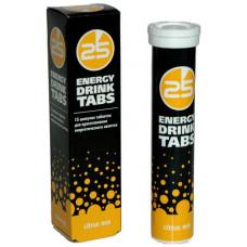 Энергетический напиток 25-й час Energy Drink Tabs цитрусовый микс