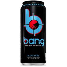 Энергетический напиток VPX Bang 473 мл ежевика