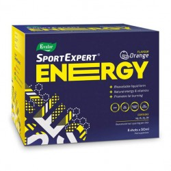 Энергетический напиток Эвалар SportExpert Energy 400 мл апельсин