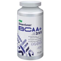 Эвалар SportExpert BCAA+ 170 капсул без вкуса