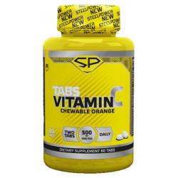 Витамин C Steel Power Nutrition Vitamin C 60 таблеток