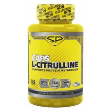 Steel Power Nutrition L-Citrulline 120 капсул без вкуса