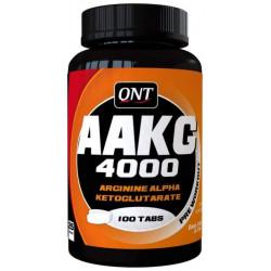 QNT AAKG 4000 100 таблеток без вкуса
