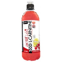 QNT L-Carnitine 2000, 700 мл, Cranberry-Lemon