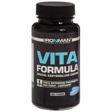 Витаминно-минеральный комплекс Ironman VITA Formula 60 таблеток