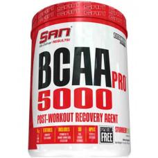 SAN BCAA Pro 5000 340 г клубника/киви