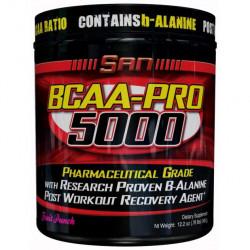 SAN BCAA Pro 5000 345 г фруктовый пунш