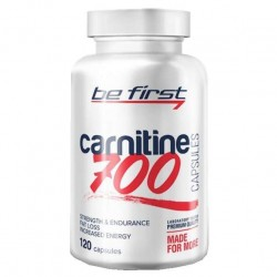 Be First L-Carnitine Capsules 700, 120 капсул