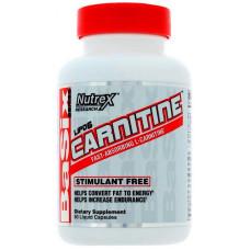 Nutrex Lipo 6 Carnitine, 60 капсул