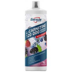 GeneticLab Nutrition L-Carnitine 120 000, 500 мл, Wild Berries