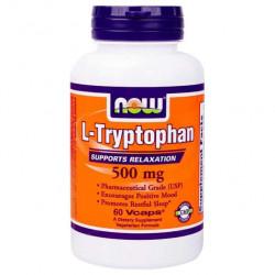 NOW Sports L-Tryptophan 120 капсул без вкуса