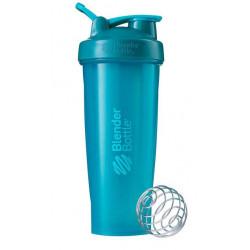 Шейкер Blender Bottle Classic Full Color 946 мл Бирюзовый