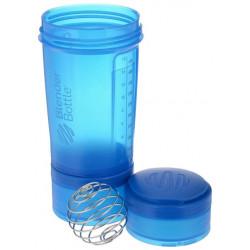 Шейкер Blender Bottle ProStak 2 кам. 650 мл голубой
