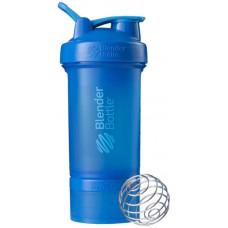 Шейкер Blender Bottle ProStak 3 кам. 650 мл темно-синий