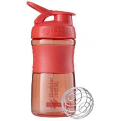 Шейкер Blender Bottle SportMixer 591 мл коралловый