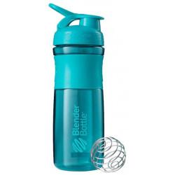 Шейкер Blender Bottle SportMixer 1 кам. 828 мл бирюзовый