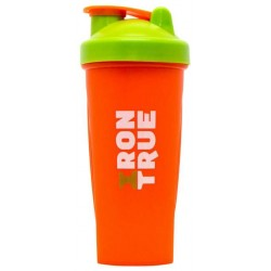Шейкер IronTrue ITS901 1 кам. 700 мл оранжевый, зеленый