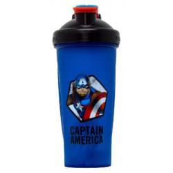 Шейкер IronTrue Marvel 700 мл Captain America