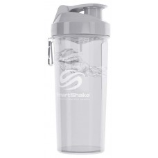 Шейкер SmartShake Lite Series 1 кам. 1000 мл серый