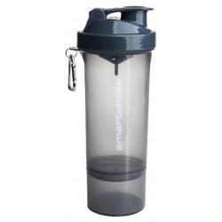 Шейкер SmartShake Slim Limited Edition 1 кам. 500 мл серый