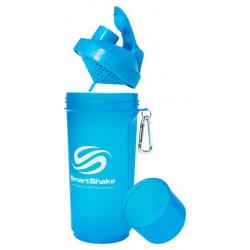 Шейкер SmartShake Slim Limited Edition 1 кам. 500 мл голубой