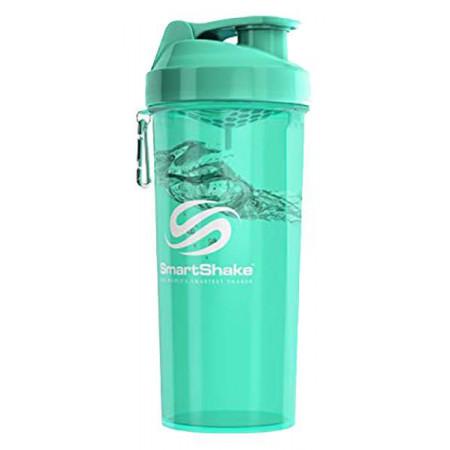 Шейкер SmartShake Slim Limited Edition 1 кам. 500 мл бирюзовый
