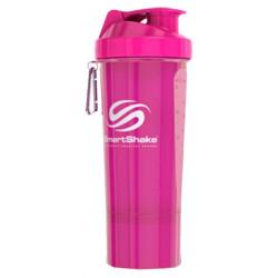 Шейкер SmartShake Slim Limited Edition 1 кам. 500 мл розовый