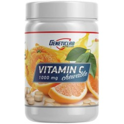 Витамин C GeneticLab Nutrition Vitamin C пастилки