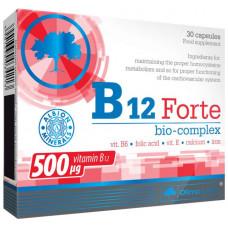 Витамин B12 Olimp B12 Forte Bio-Complex 30 капсул