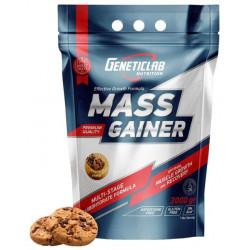 Гейнер GeneticLab Nutrition Mass Gainer 3000 г Cookie
