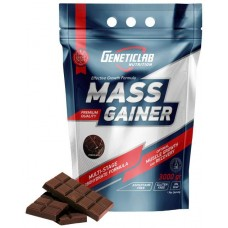 Гейнер GeneticLab Nutrition Mass Gainer 3000 г Chocolate