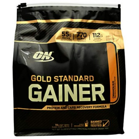 Гейнер Optimum Nutrition Gold Standard Gainer 4540 г Colossal Chocolate