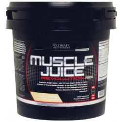 Гейнер Ultimate Nutrition Muscle Juice Revolution 5000 г Vanilla