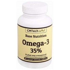 Omega 3 CMTech 35% 90 капс.